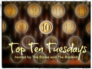 top ten tues