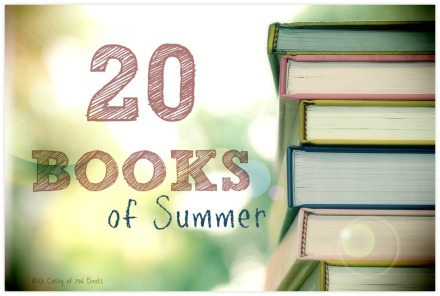 20 books of summer - master image