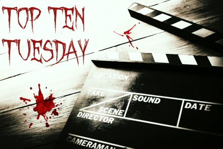 top ten tuesday horror movies