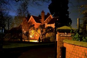 cs lewis house