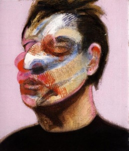 Francis Bacon Self Portrait 1970