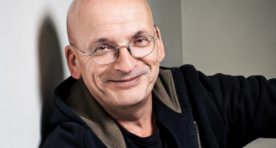 Roddy Doyle Photograph: Mark Nixon