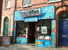 No Alibis Bookstore at 83 Botanic Avenue, Belfast.