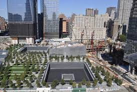Ground Zero, today.