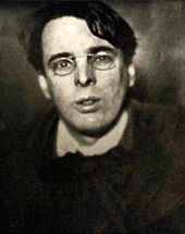 Yeats, photographed in 1908 by Alvin Langdon Coburn