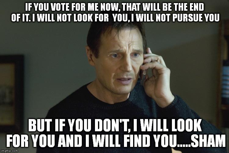 liam. vote