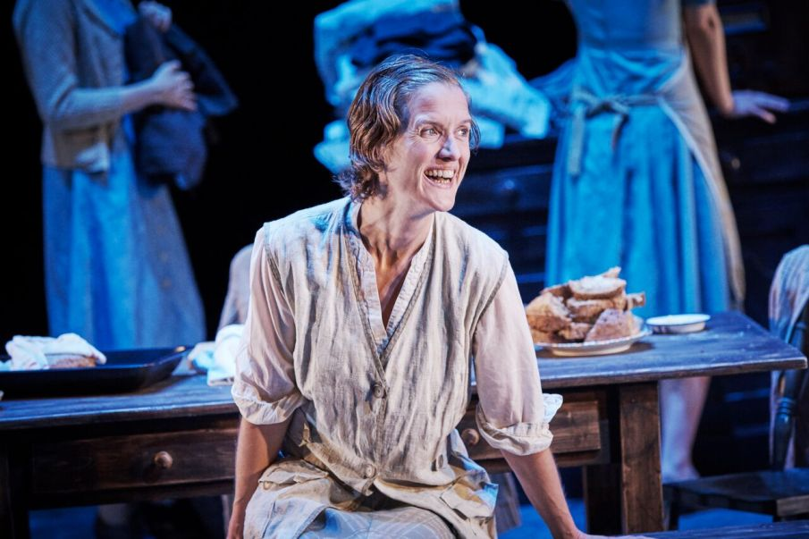 Catherine Cusack as Agnes Mundy Photo: Ros Kavanagh/ Lyric Theatre