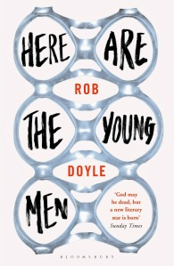 Here Are the Young Men cover