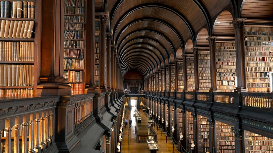 Trinity-College-Library-Dublin-Ireland