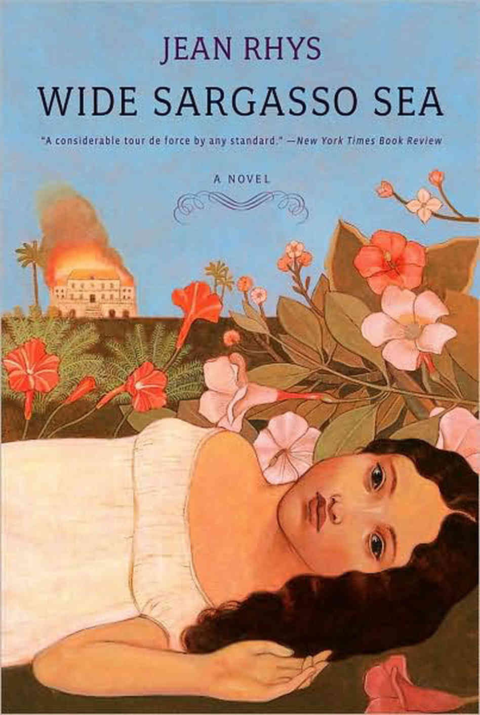no wide sargasso sea by jean rhys