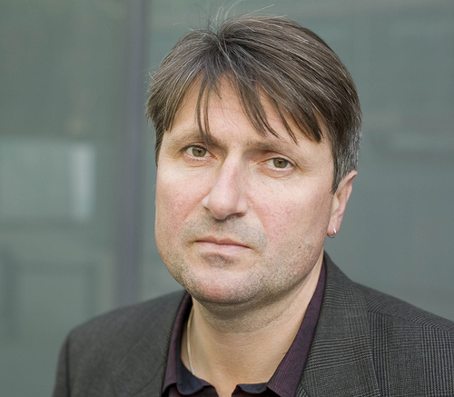 Simon Armitage Glynn Maxwell  Norwich Playhouse