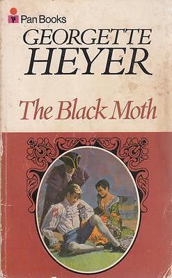 The-Black-Moth-Georgette-Heyer-Pan