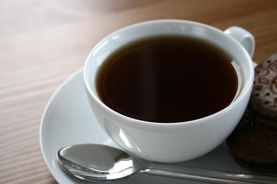 Tee-Frühstück