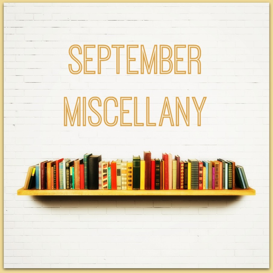 September Miscellany _
