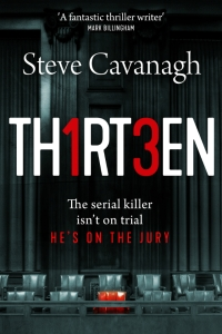 Thirteen-by-Steve-Cavanagh