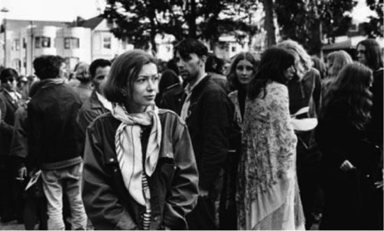 Joan Didion Haight Ashbury
