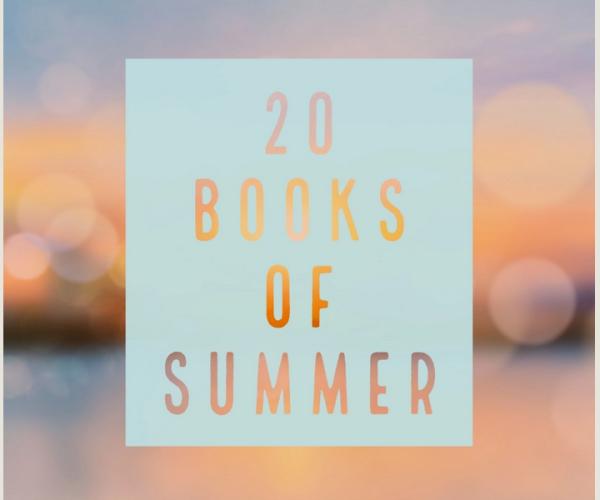 #20 Books of Summer '21